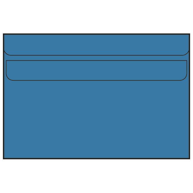 Kuverte B6-5 latex 75g pk100 Fornax